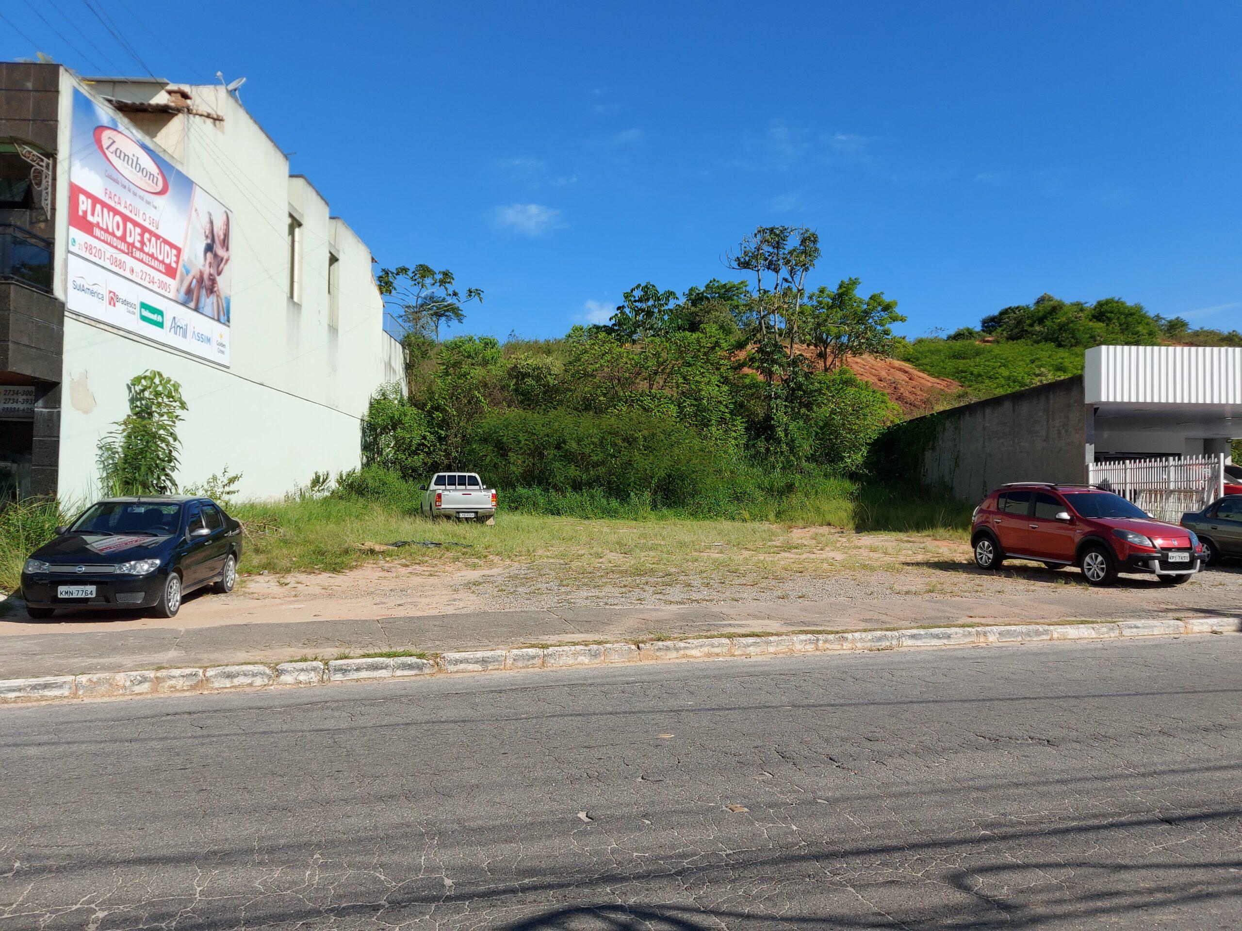 Área – Mangueirinha, Rio Bonito/RJ.