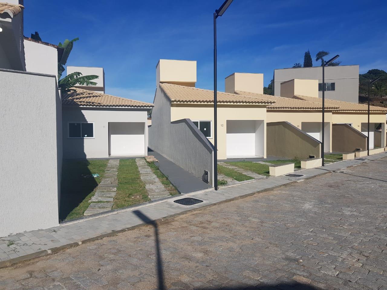 Casas – Centro, Rio Bonito/RJ.