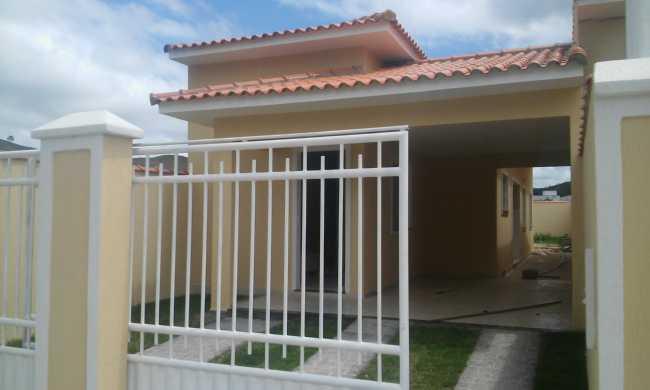 Casa – Viçosa, Rio Bonito/RJ.